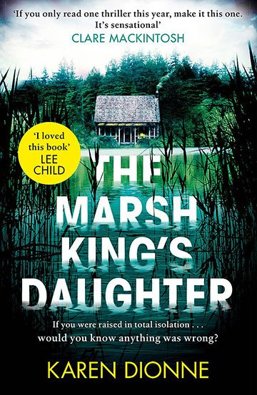 Marsh Kings Daughter Cover